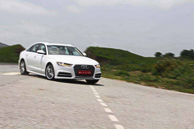 Audi A6 Matrix Photos 21