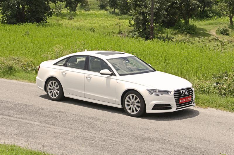 Audi A6 Matrix Photos 5