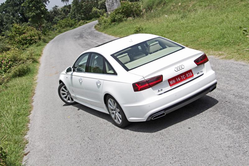 Audi A6 Matrix Photos 7
