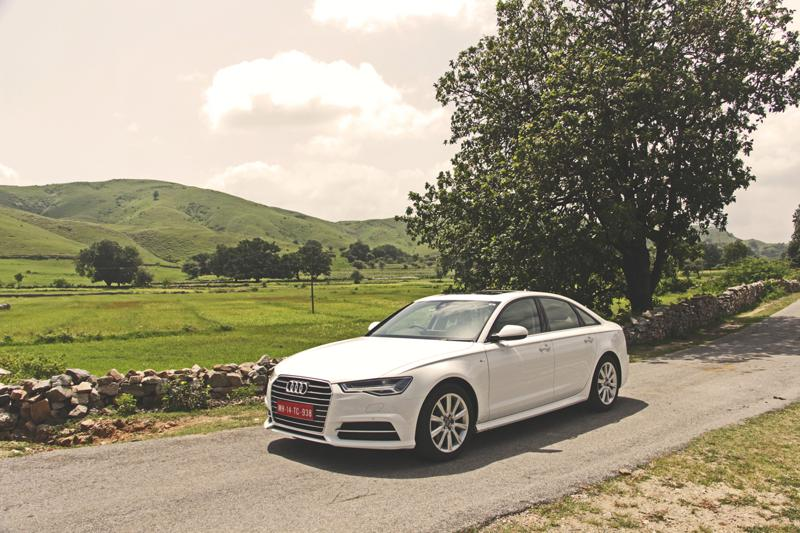 Audi A6 Matrix Photos 9