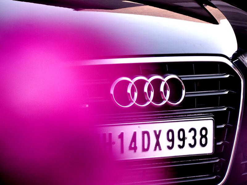 Audi A6 Pictures 5