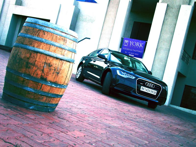Audi A6 Pictures 9