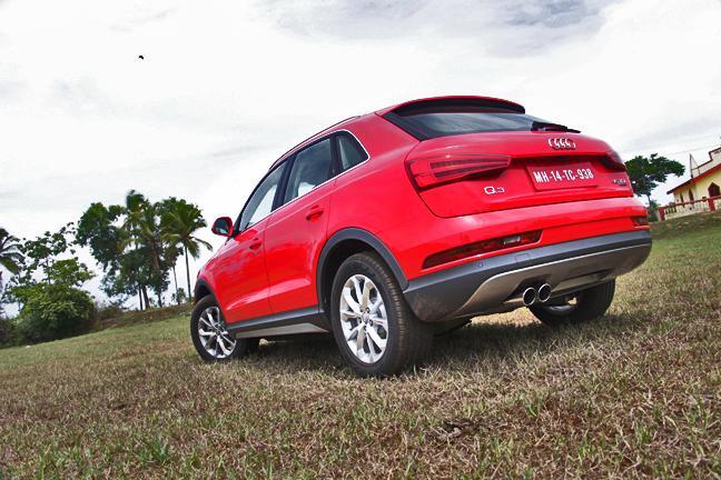 2015 Audi Q3 Images 18