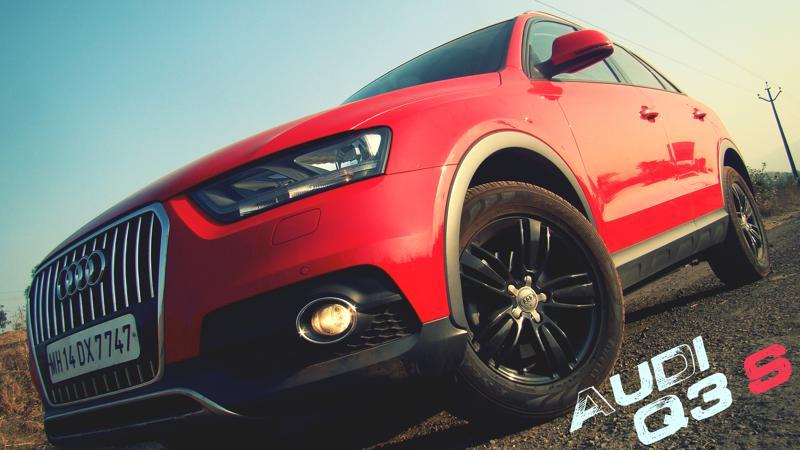 Audi Q3 S Pics 27 Mailer