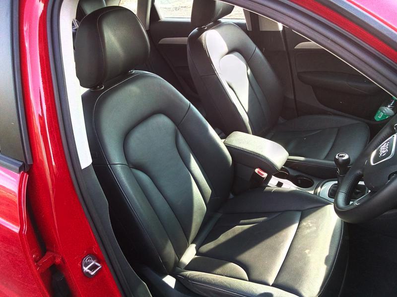Audi Q3 Review Of Feb2nd Audi Q3S Interior Photo (12)