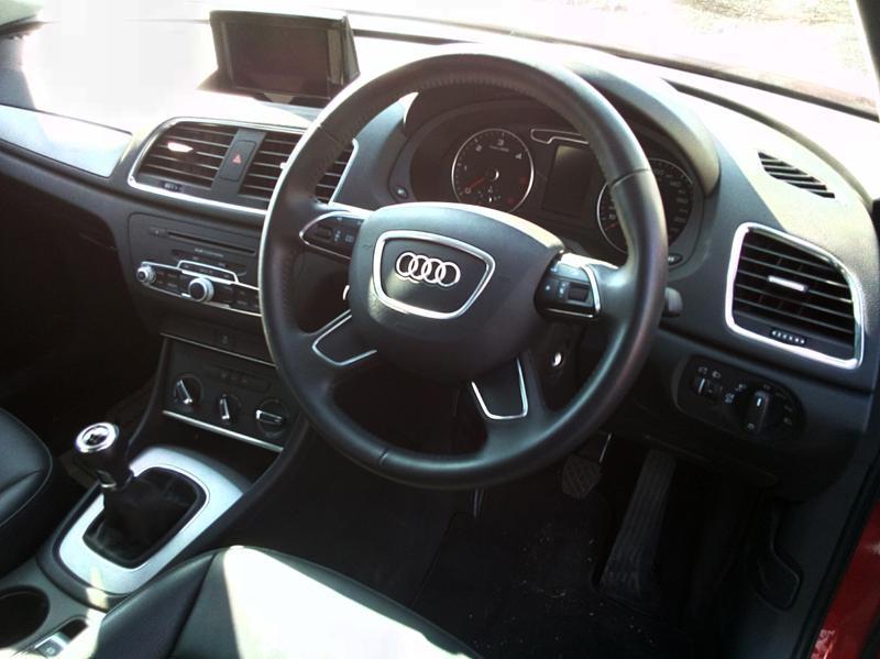 Audi Q3 Review Of Feb2nd Audi Q3S Interior Photo (7)