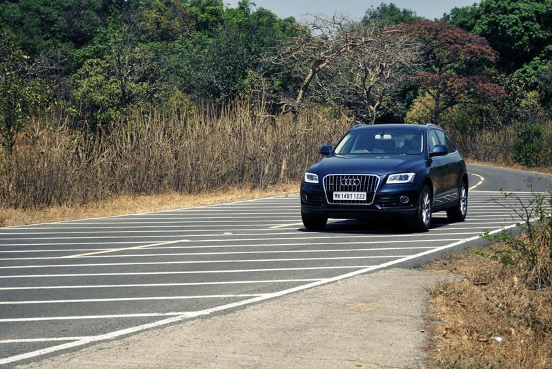 Audi Q5 Performance Image