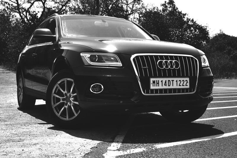Audi Q5 Wallpaper