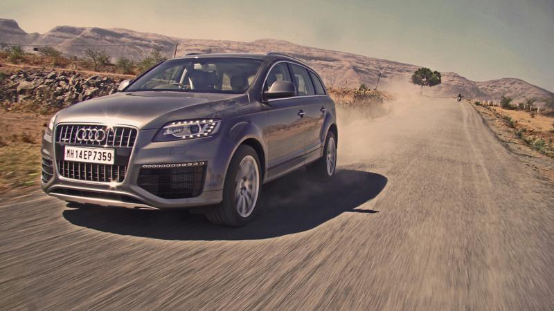Audi Q7 Images 10