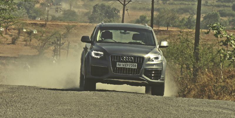 Audi Q7 Images 20