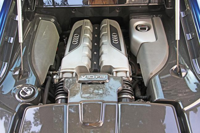 Audi R8 Photos 22