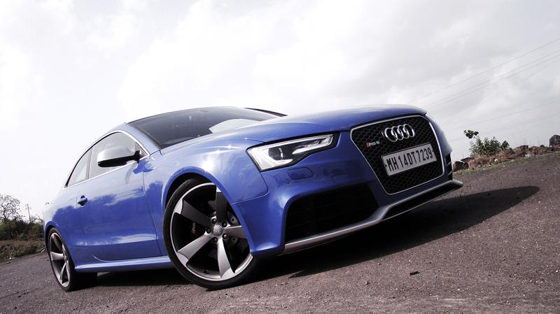 Audi RS5 Photos 11
