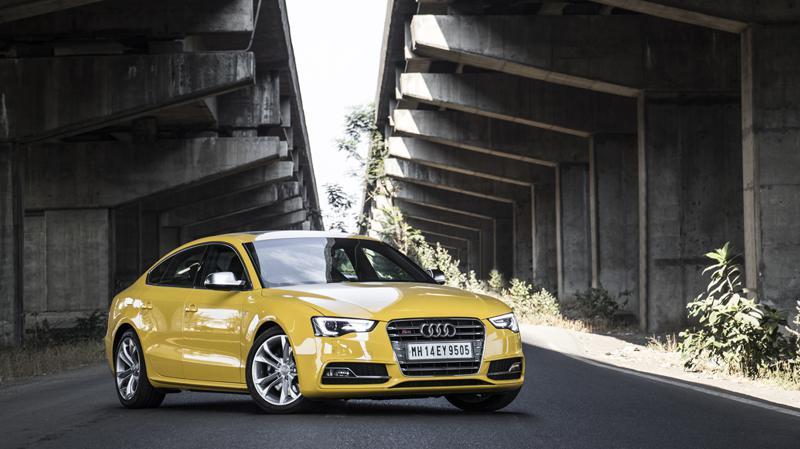 Audi S5 V6T Review Road Test CarTrade Exterior Photos Images Pics India 20160219 14