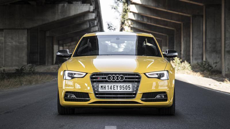 Audi S5 V6T Review Road Test CarTrade Exterior Photos Images Pics India 20160219 15