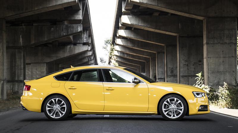 Audi S5 V6T Review Road Test CarTrade Exterior Photos Images Pics India 20160219 16