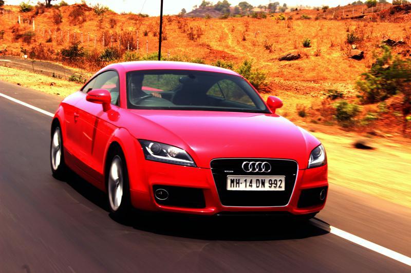 Audi TT Performance Image