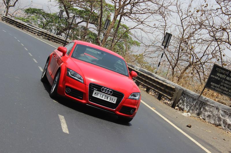 Audi TT Racing Image