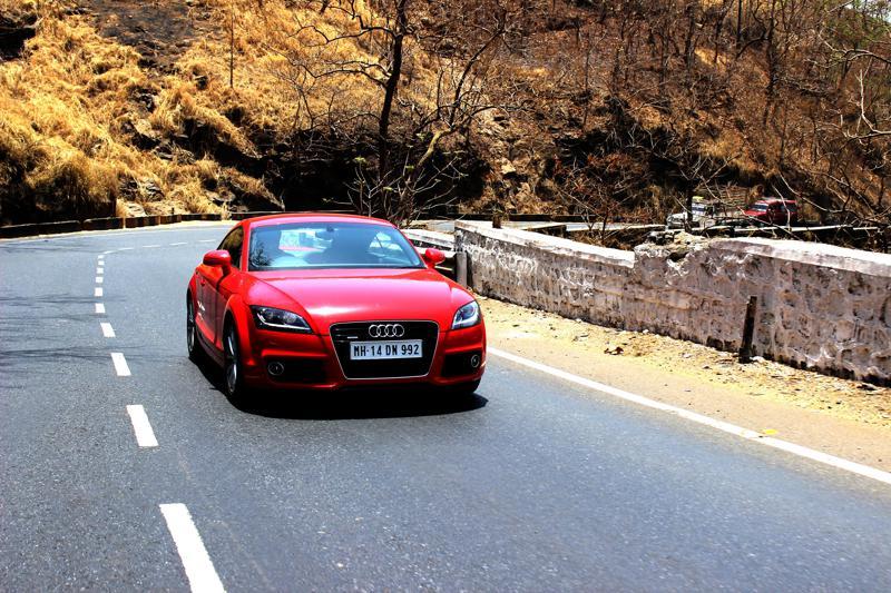 Audi TT Speed image