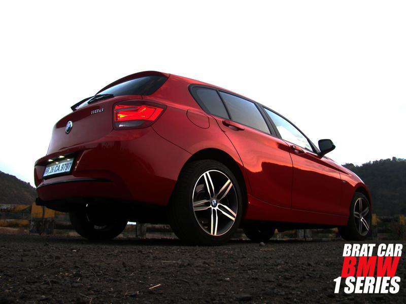 BMW 1 Series Poster Shot