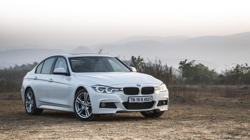 BMW 3 Series facelift 320d first drive review