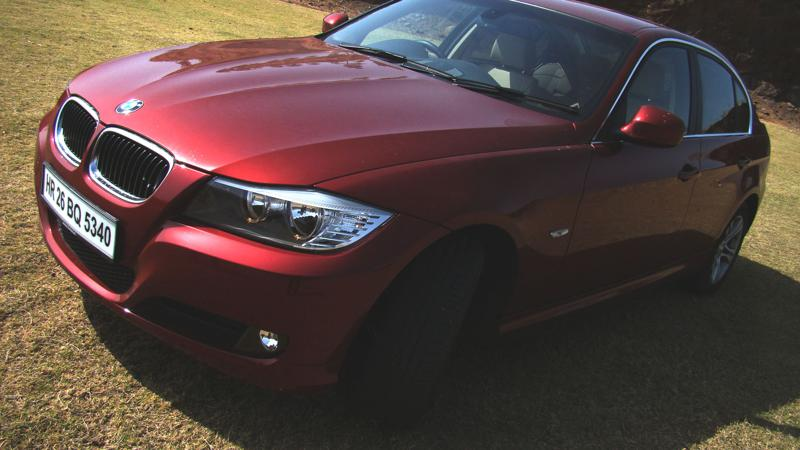 BMW 320D Picture 90