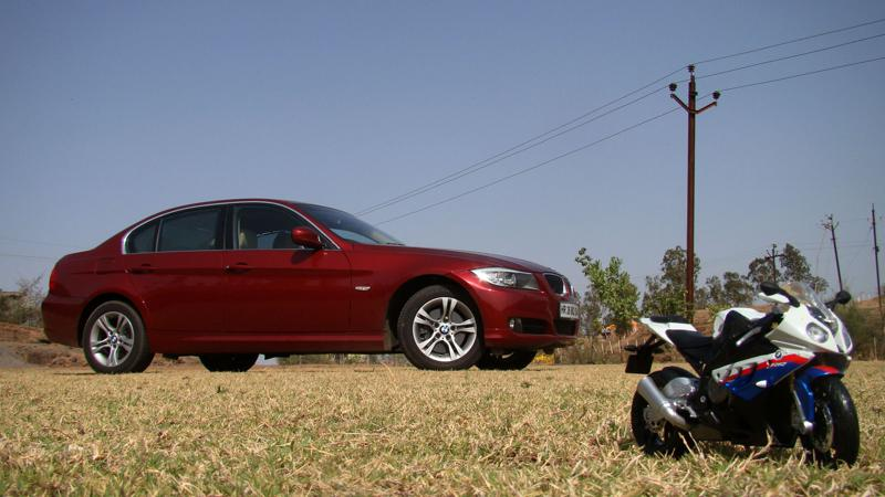 BMW 320D Picture 89