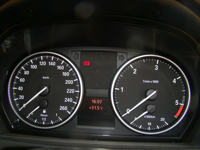 BMW 320D Picture 43