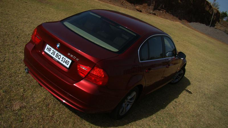 BMW 320D Picture 71
