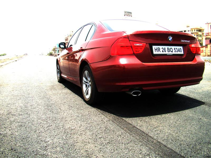 BMW 320D Picture 65