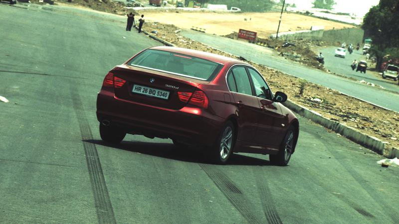 BMW 320D Picture 59