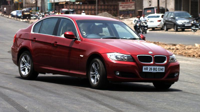 BMW 320D Picture 55