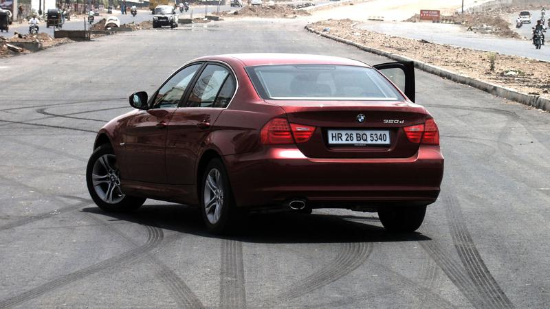 BMW 320D Picture 53