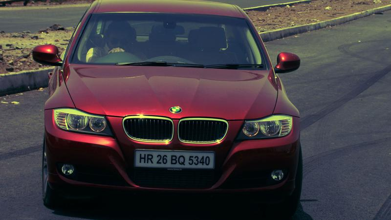 BMW 320D Picture 51