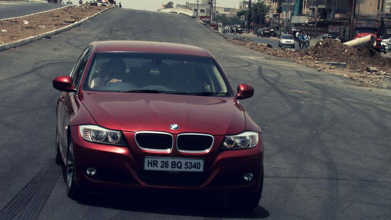 BMW 320D Picture 47
