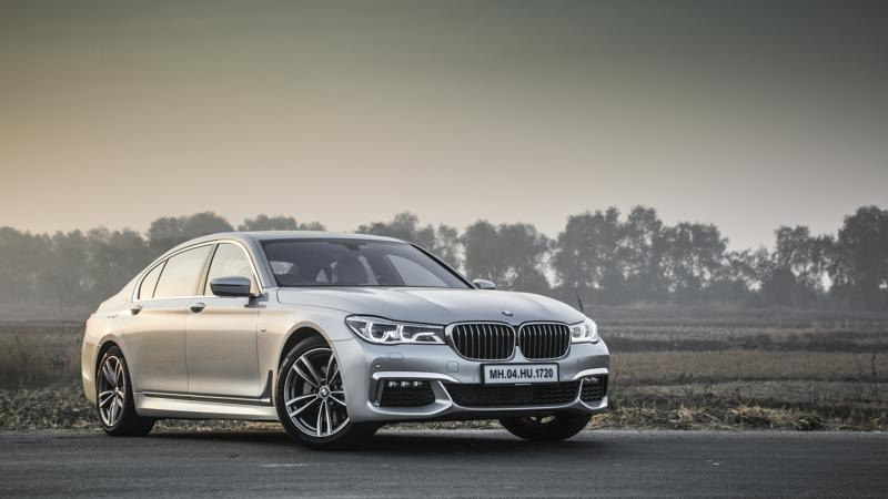 BMW 7 Series 730Ld M Sport First Drive Review
