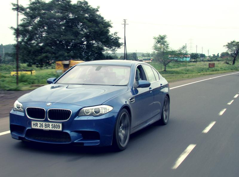 BMW M5- Expert Review