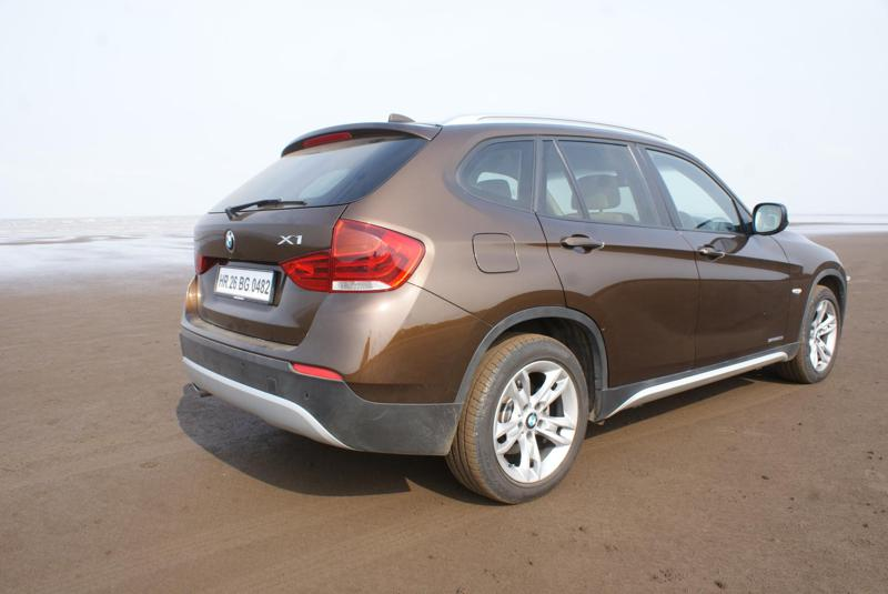 Bmw X1 Exteriors Right Rear
