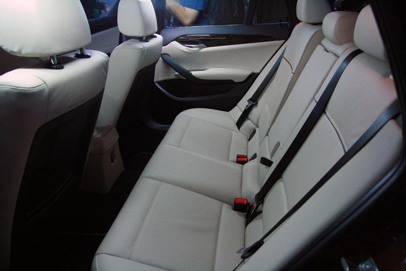 Bmw X1 Interior Rear Seats