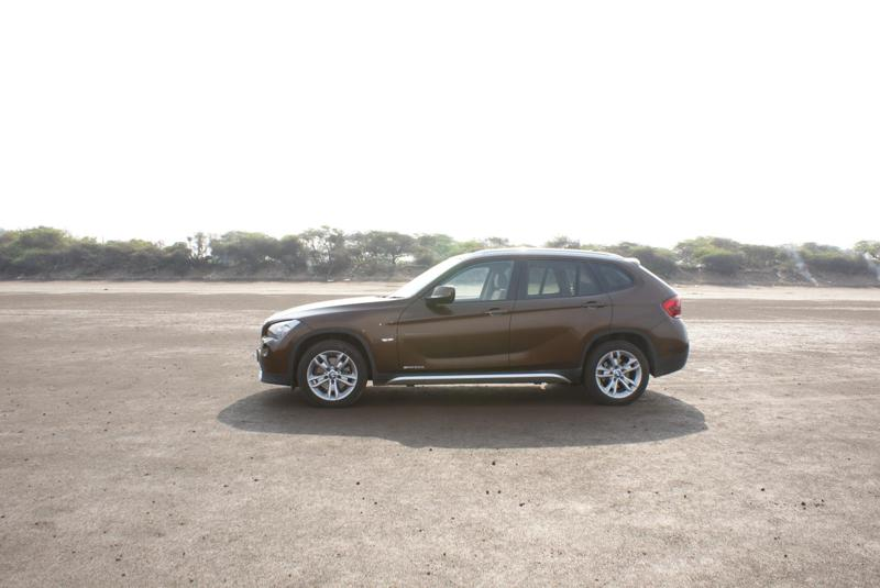 Bmw X1 Left Side