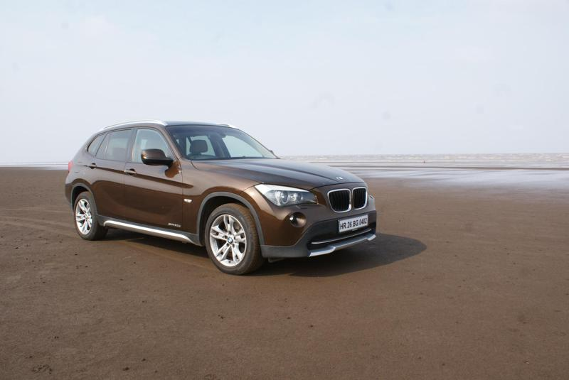 Bmw X1  front  right
