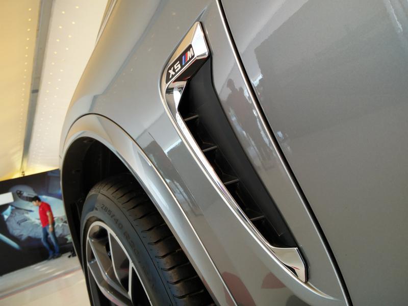 2015 BMW X5M Images 26