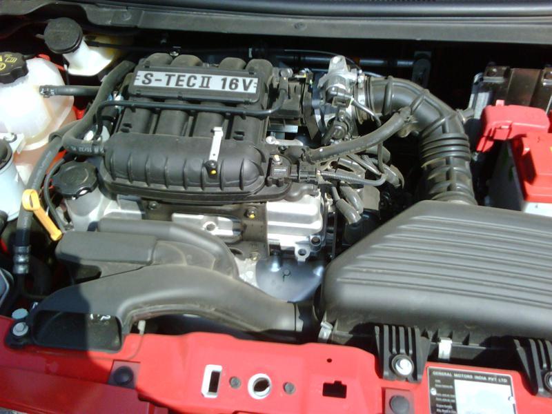 Chevrolet Beat Engine 2