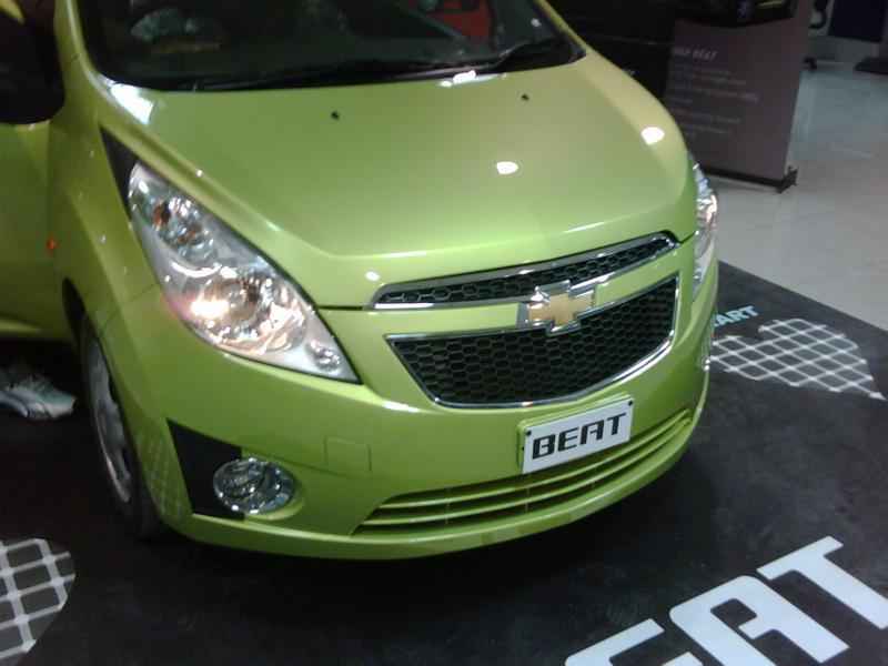Chevrolet Beat Right Front Head Lamp