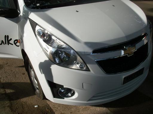 Chevrolet Beat Diesel Front View