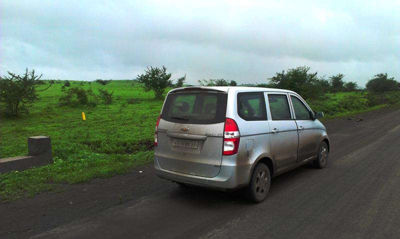 Chevrolet Enjoy Exterior 5