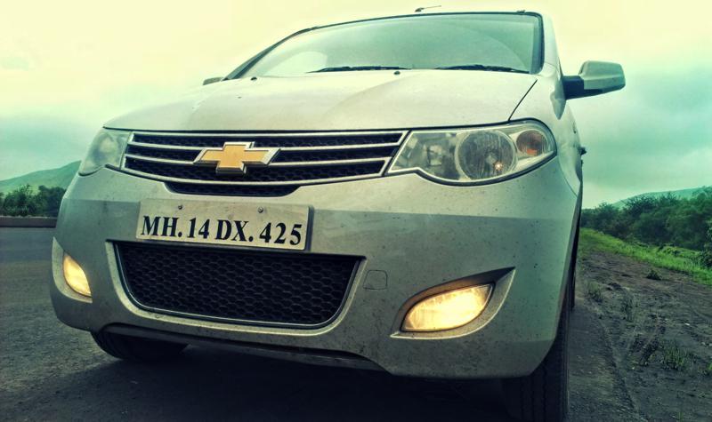 Chevrolet Enjoy Exterior 8