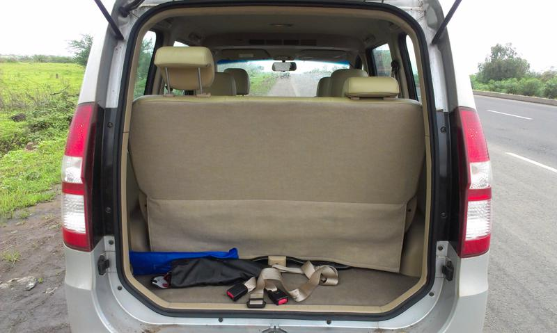 Chevrolet Enjoy Interiors 26