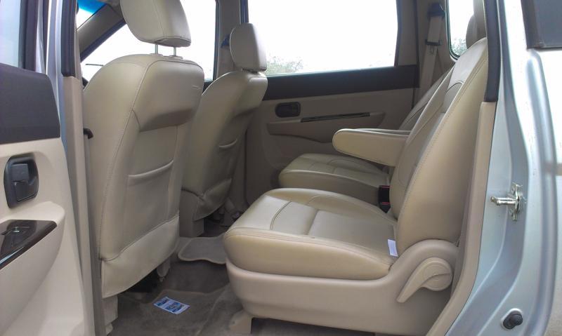 Chevrolet Enjoy Interiors 7