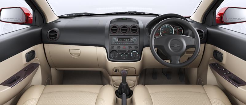 Chevy Enjoy Interior Shot