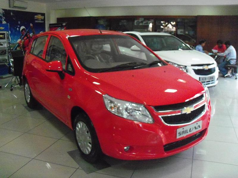 Chevrolet Sail U VA- Expert Review
